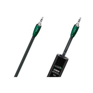 Кабель аудио 1xMini Jack - 1xMini Jack Audioquest Yosemite 3.5mm-3.5mm 0.6m