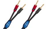 Акустический кабель Single-Wire Banana - Banana Audioquest Type 4 FR-BFAG 3.0m