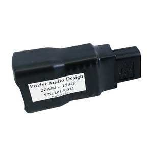 Сетевой переходник Purist Audio Design AC Adapter 20A/M to 15A/F