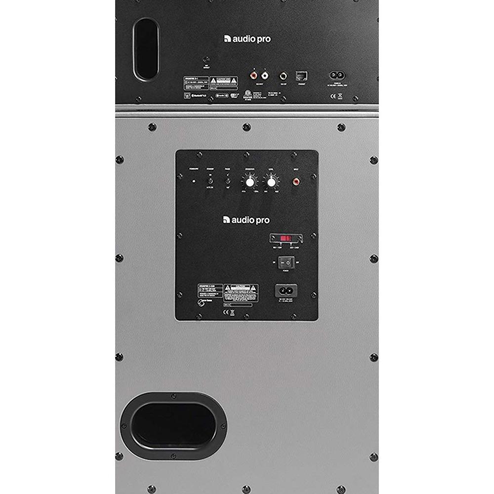 Портативная акустика Audio Pro Drumfire Grey