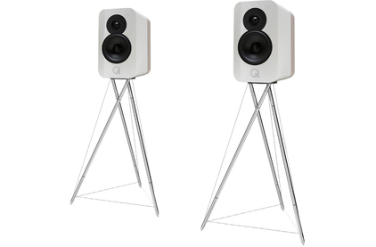 Колонка полочная Q Acoustics Concept 300 White + Oak