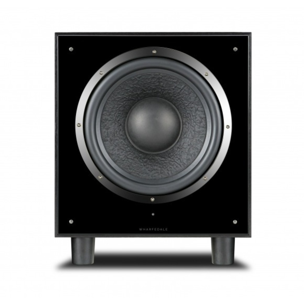 Сабвуфер Wharfedale Diamond SW-12 Black Wood