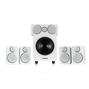 Комплект колонок Wharfedale DX-2 HCP 5.0 System White Leather