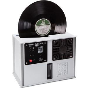 Машина для мойки пластинок Audio Desk Systeme Vinyl Cleaner Black