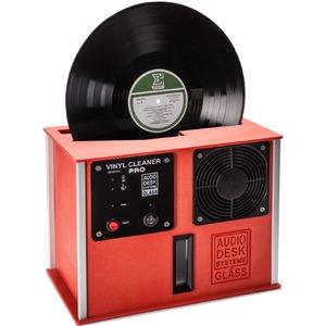 Машина для мойки пластинок Audio Desk Systeme Vinyl Cleaner Red