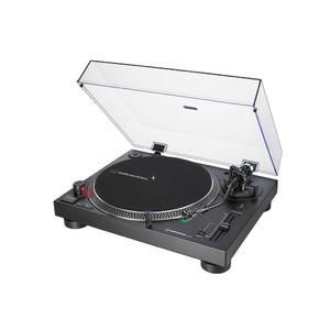 Виниловый проигрыватель Audio-Technica AT-LP120XUSBBK