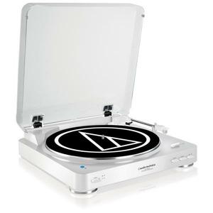 Виниловый проигрыватель Audio-Technica AT-LP60XBTWH