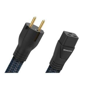 Кабель силовой Schuko - IEC C19 Audioquest Monsoon (IEC C19) 1.0m