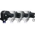 Разъем IEC C15 Furutech FI-12L(G)