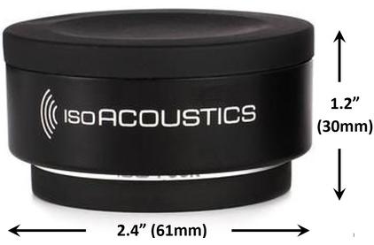 Демпфер IsoAcoustics ISO-PUCK