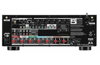 AV-Ресивер Denon AVR-S950H Black