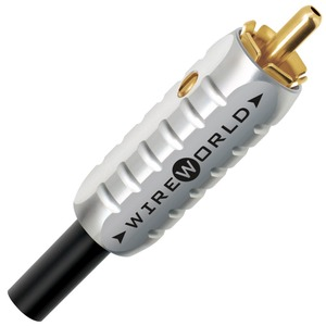 Разъем RCA (Папа) WireWorld RCAM6.5MM RCA Plugs Gold