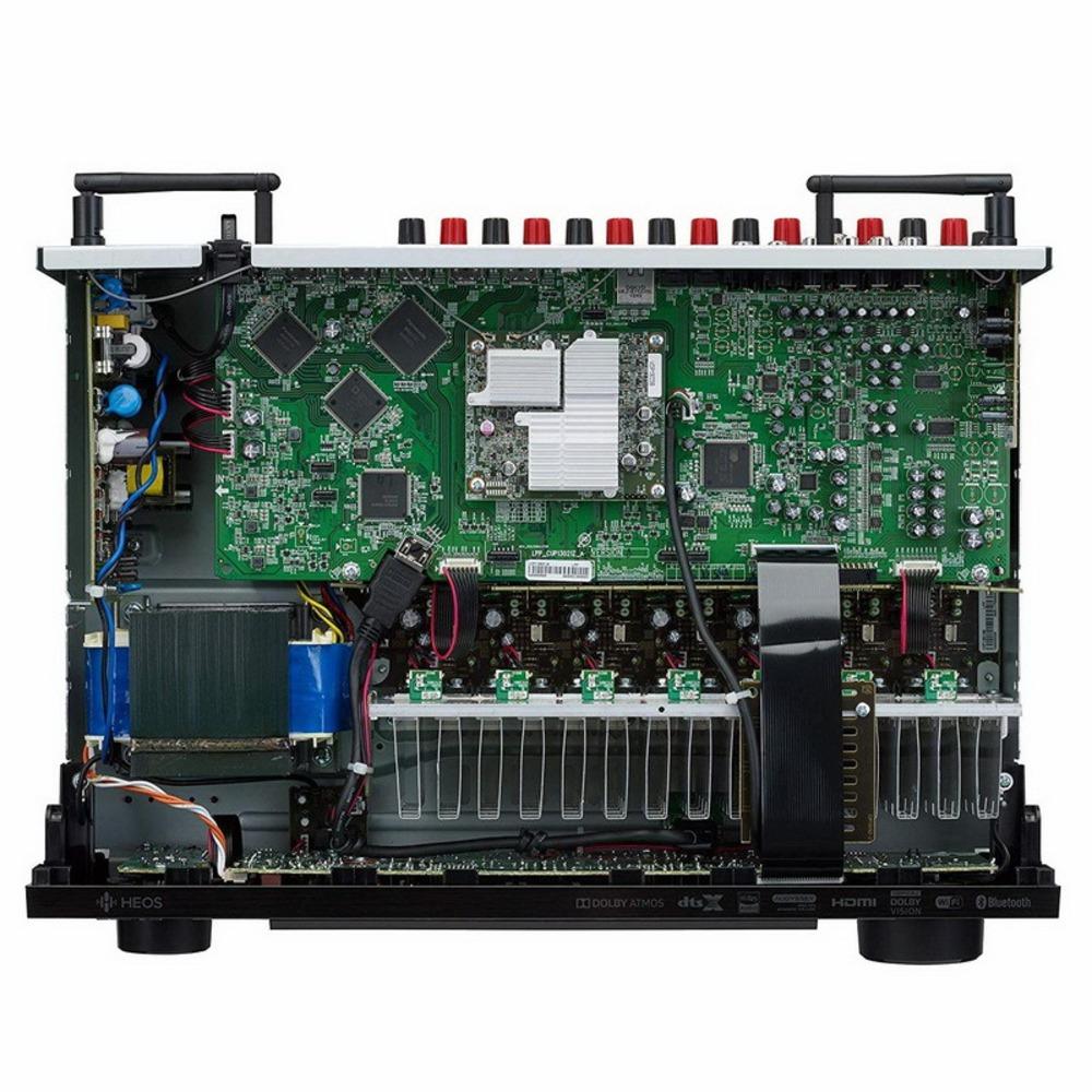 AV-Ресивер Denon AVR-S750H Black