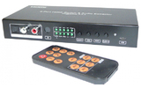 Коммутатор HDMI Dr.HD 005006029 SW 416 SLA