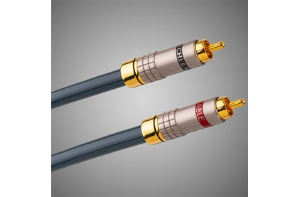 Кабель аудио 2xRCA - 2xRCA Tchernov Cable Special Coaxial IC Analog RCA 1.0m