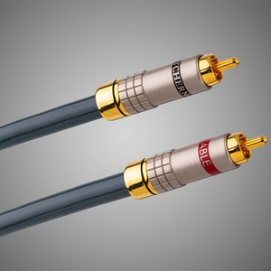 Кабель аудио 2xRCA - 2xRCA Tchernov Cable Special Coaxial IC Analog RCA 0.62m