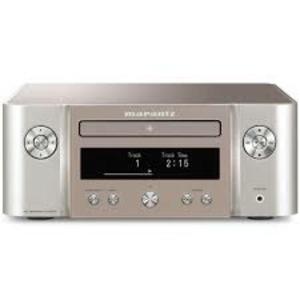 CD-ресивер Marantz M-CR412 Silver-Gold
