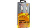 Micro USB кабель Cablexpert CC-G-mUSB01R-3M 3.0m