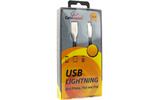 Lightning USB кабель Cablexpert CC-G-APUSB01Bk-3M 3.0m