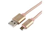 Micro USB кабель Cablexpert CC-U-mUSB02Gd-3M 3.0m