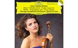 Виниловая пластинка ClearAudio Anne-Sophie Mutter: Berg - Violinkonzert / Rihm - Gesungene Zeit
