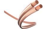 Отрезок акустического кабеля Inakustik (арт. 5933) 009021 First Cuprum Transparent 1.5 2.57m