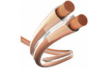 Отрезок акустического кабеля Inakustik (арт. 5939) 004021 Premium Cuprum Transparent 1.5 4.0m