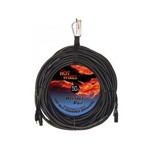 Кабель аудио 1xXLR - 1xXLR OnStage MP-COMBO50 15.2m