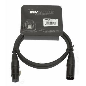 Кабель аудио DMX Invotone ADC1001 1.0m
