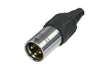 Разъем XLR (Папа) Neutrik NC3MX-TOP