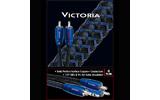 Кабель аудио 2xRCA - 2xRCA Audioquest Victoria 2RCA-2RCA 1.5m