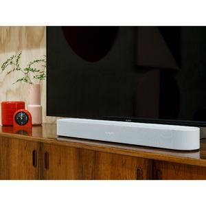 Беспроводной расширяемый саундбар Sonos Beam White