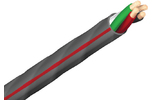 Кабель акустический Bi-Wire Audioquest SLIP-DB 16/4 Grey