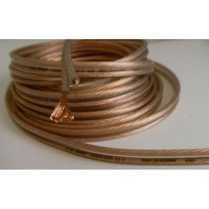 Кабель акустический Silent Wire 901200360 LS-3 Transparent 2x6.0 mm2