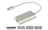 USB-конвертер для захвата видеосигнала из HDMI в USB-C UVC ATEN UC3020