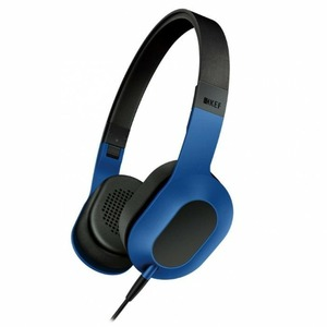 Наушники KEF M400 ON-EAR RACING BLUE