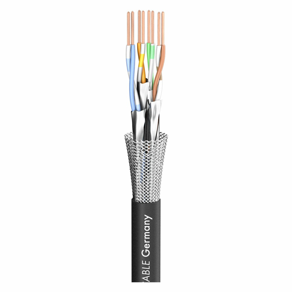 Кабель витая пара Cat.7 4 пары с экраном Sommer Cable 581-0071 SC-Mercator CAT.7 PUR