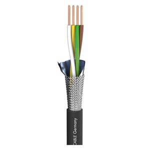 Кабель аудио DMX в нарезку Sommer Cable 540-0051 DMX Binary 434 DMX512