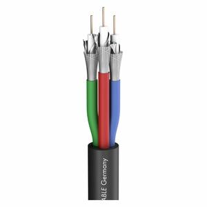 Кабель коаксиальный в нарезку Sommer Cable 600-0851-03 Transit 3 HD