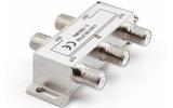 Усилитель-распределитель ВЧ сигналов Cablexpert AS-TV-04