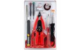 Инструмент для зачистки и заделки Cablexpert TK-HB-111