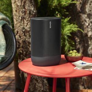 Портативная акустика Sonos Move Black
