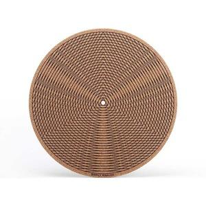 Слипмат Simply Analog (SACS006) Cork Slip Mat Tricircle