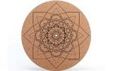 Слипмат Simply Analog (SACS007) Cork Slip Mat Geo