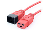 Кабель силовой IEC C20 - IEC C19 Power Cube RPC-189C191,8KO 1.8m