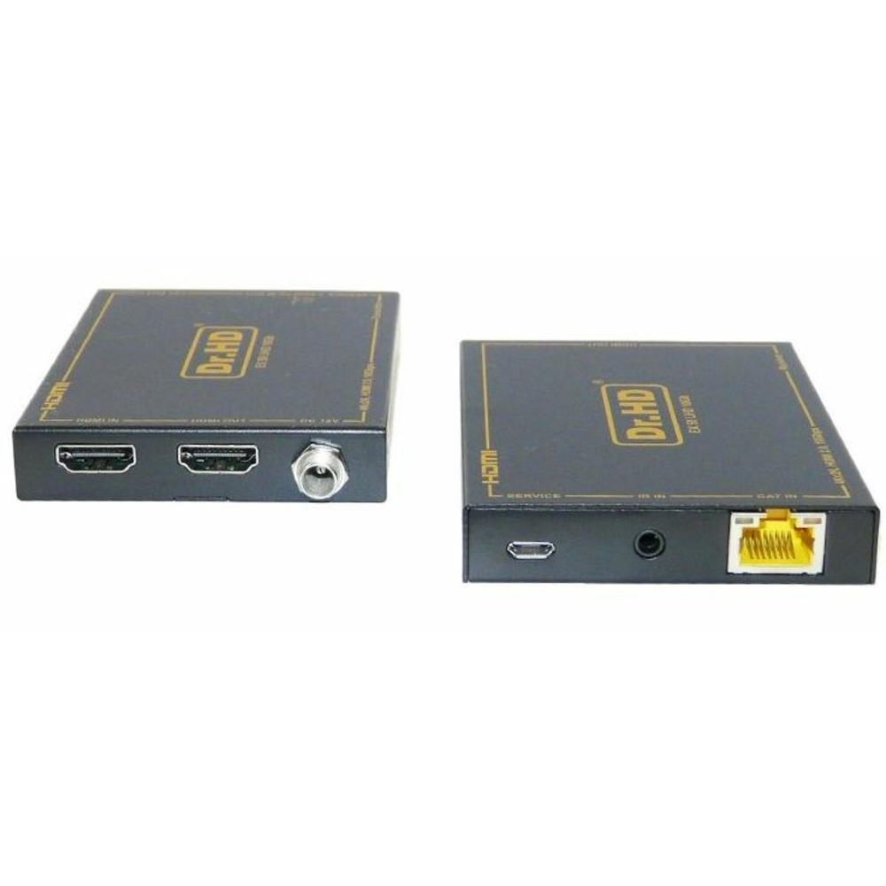 HDMI 2.0 удлинитель по UTP Dr.HD 005007054 EX 50 UHD 18Gb