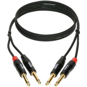 Кабель аудио 2xJack - 2xJack KLOTZ KT-JJ300 3.0m