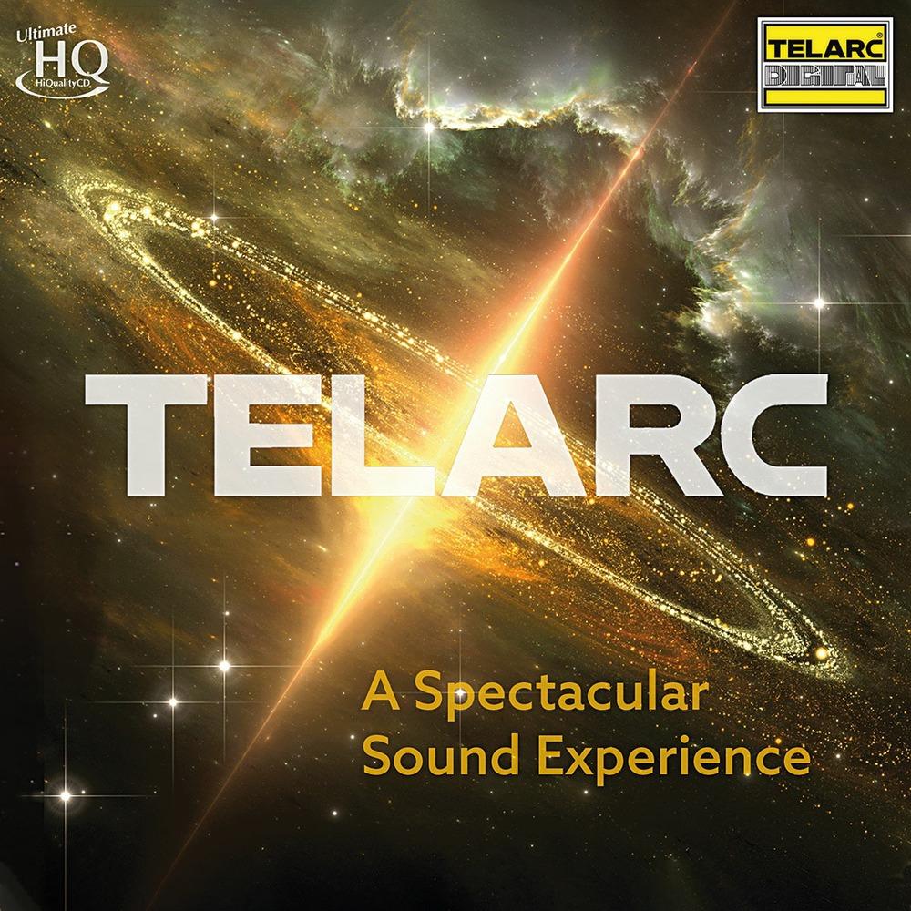 Компакт-диск Inakustik 01678085 Telarc - A Spectacular Sound Experience (UHQCD)