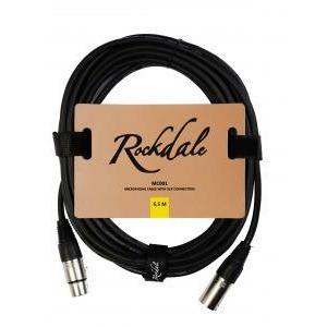 Кабель аудио 1xXLR - 1xXLR Rockdale MC001.20 6.5m