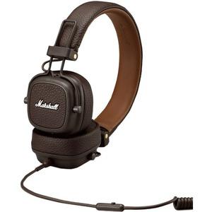 Наушники Marshall Major III Bluetooth Brown